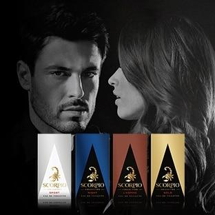 Grand test TRND : 2000 parfums Scorpio gratuits