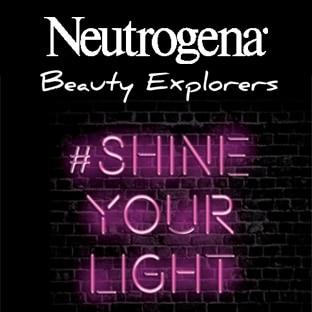 Test Neutrogena Shine Your Light : Des box de soins gratuites