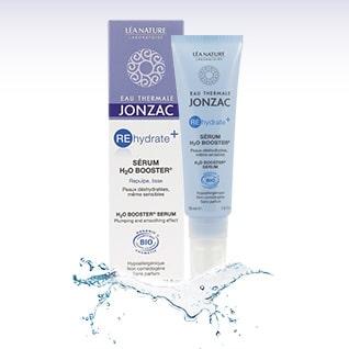 Test Léa Nature : 100 sérums Booster H2O Jonzac gratuits