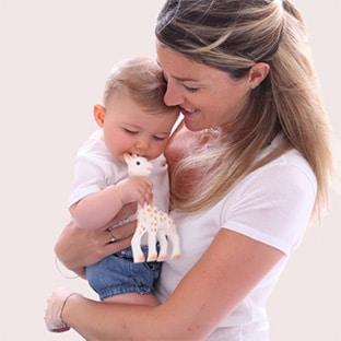 Test Trybe : Jouets bébé Sophie la Girafe gratuits
