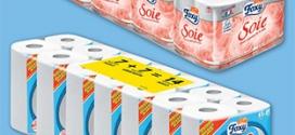 8 jours Crazy Auchan : 48 rouleaux de papier toilette à 4,95€