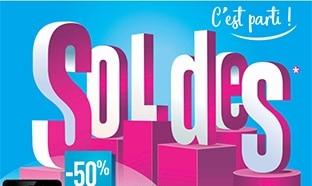 Catalogue Soldes hiver 2018 des magasins Auchan