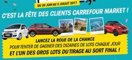 Carrefour Market Fête des clients : 3038 codes jeu gagnants