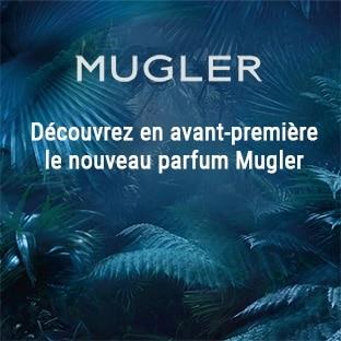 10'000 échantillons gratuits du parfum Aura de Mugler