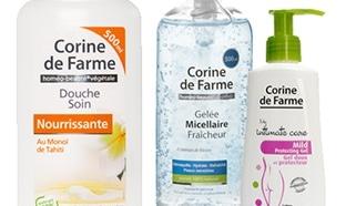 Echantillons gratuits Corine de Farme : Recevez 3 doses d'essai