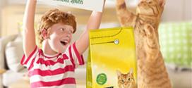 Échantillons gratuits de croquettes Friskies pour chats