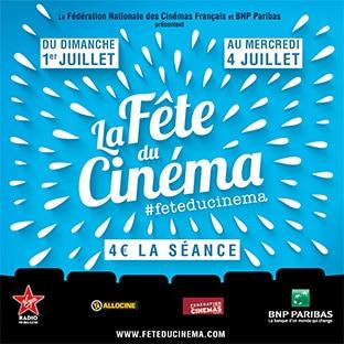 Fête du cinéma 2018 : Date, tarif, contremarques BNP Paribas