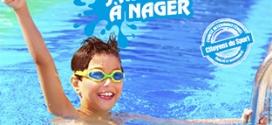 J'apprends à nager 2018 : cours gratuits (assurance 15€)