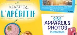 Jeu Blini Revisitez l'apéritif : 1 séjour et 232 appareils photos