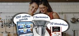 Jeu Petit Navire : Thermomix, Wonderbox et coffrets apéritifs