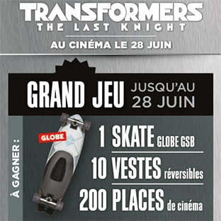 Jeu Speed Rabbit Pizza & Transformers : 211 lots à gagner