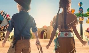 La Mer de Sable : Billet gratuit pour les enfants déguisés