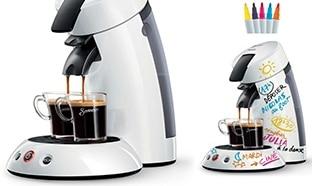 Une Senseo achetée = 15 mois de dosettes de café offerts