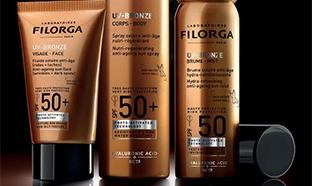Jeu Madame Figaro : 72 soins solaires UV Bronze de Filorga