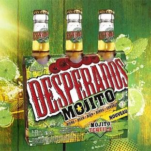 Test Sampleo : 1000 packs de Desperados Mojito gratuits
