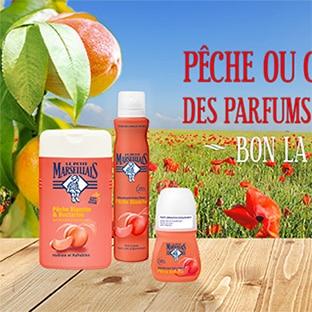 Test Le Petit Marseillais Extra Doux : 2500 lots de soins gratuits