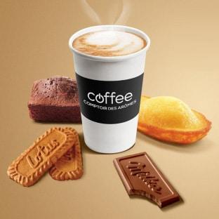Vente privée : Carte Total Coffee avec 20€ de crédit à 10€