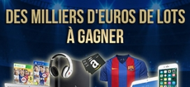 Participez à un concours gratuit de pronostics de football