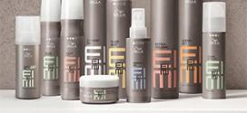 Échantillons gratuits d'un produit coiffant EIMI de Wella