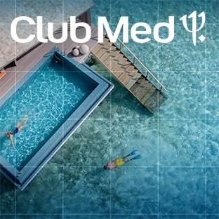 Jeu Club Med Vous étonner : 1 séjour et 80 autres lots à gagner