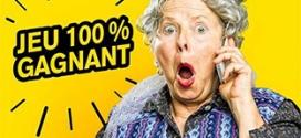 Jeu La Poste Mobile : 1 mois à 10 ans de forfait gratuit à gagner