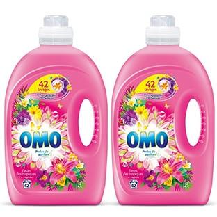 Optimisation Intermarché : Bidon de lessive Omo à 1,34€