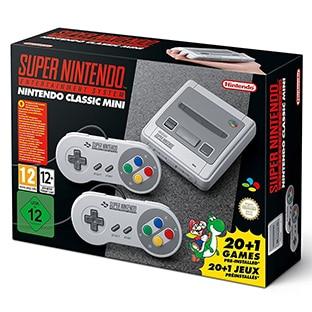 Super Nes Classic Mini moins chère : Où l'acheter ?