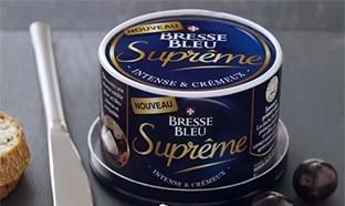Test du fromage Bresse Bleu Suprême : 40 gratuits