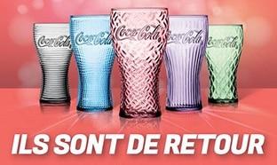 McDo : Verre Coca-Cola offert pour 1 menu acheté