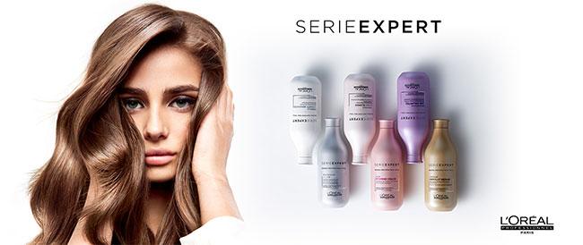 testez une gamme de soins Serie Expert de L'Oréal Professionnel