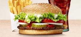 Burger King : Gros burger mystère à 2€ seulement