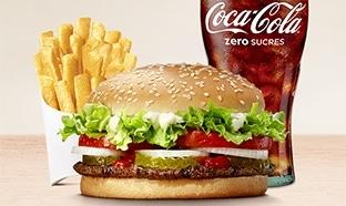 Burger King : Gros burger mystère à seulement 2€