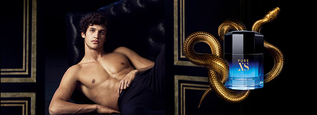 gagnez l'un des 40 parfums Paco Rabanne Pure XS