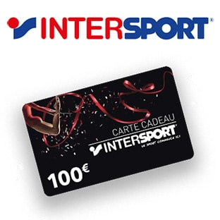 Carte Cadeau Intersport.Cartes Cadeaux Sports Experts Intersport Perdue Cadeau Carte