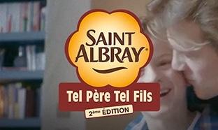 Jeu St Albray Tel Père Tel Fils : 1 week-end et 110 cadeaux
