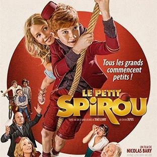 Jeu Tann's Le Petit Spirou : 1 voyage, 50 BD et 150 places de ciné