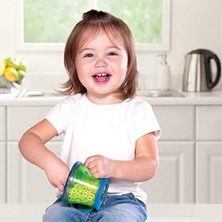 Test Trybe : Tasses à en-cas Snack Catcher Munchkin gratuites