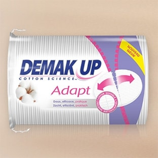 Test des cotons Demak'Up Adapt : 4'500 paquets gratuits