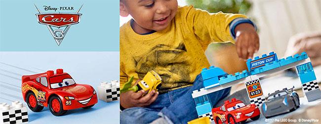 Tentez de tester l'un des jeux Lego offerts