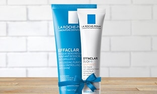 Test La Roche-Posay : 2000 soins Effaclar gratuits