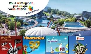 Vente Flash Fnac : 19 parcs de loisirs à prix réduits