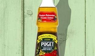 Optimisation : Vinaigrette Puget gratuite au lieu de 2.10€