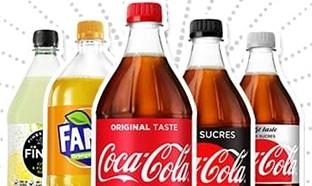 Bons de réduction Coca-Cola, Fanta, Nestea, Sprite, Finley...