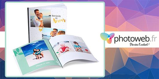 500 livres photo Photoweb gratuits à remporter