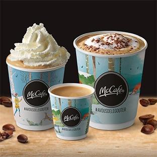 McDo : Café gratuit jusqu'à midi dans les McDonald's