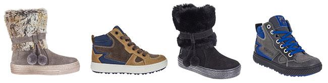 Chaussures Primigi de 0 à 14 ans gratuites
