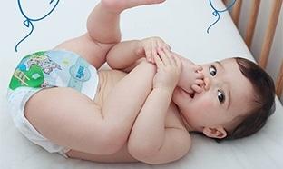 Échantillons gratuits de couches bébé Molfix