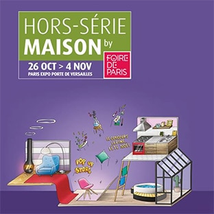 foire de paris maison automne 2018 invitations gratuites. Black Bedroom Furniture Sets. Home Design Ideas