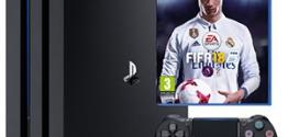Jeu Auchan : 39 cadeaux Fifa 18 (console, jeux…) à gagner