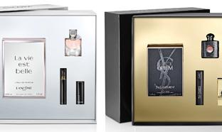 Jeu Elle et Marionnaud : 15 coffrets parfum & cosmétiques